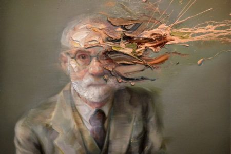 Freud museíficado. José Assandri y Helena Maldonado
