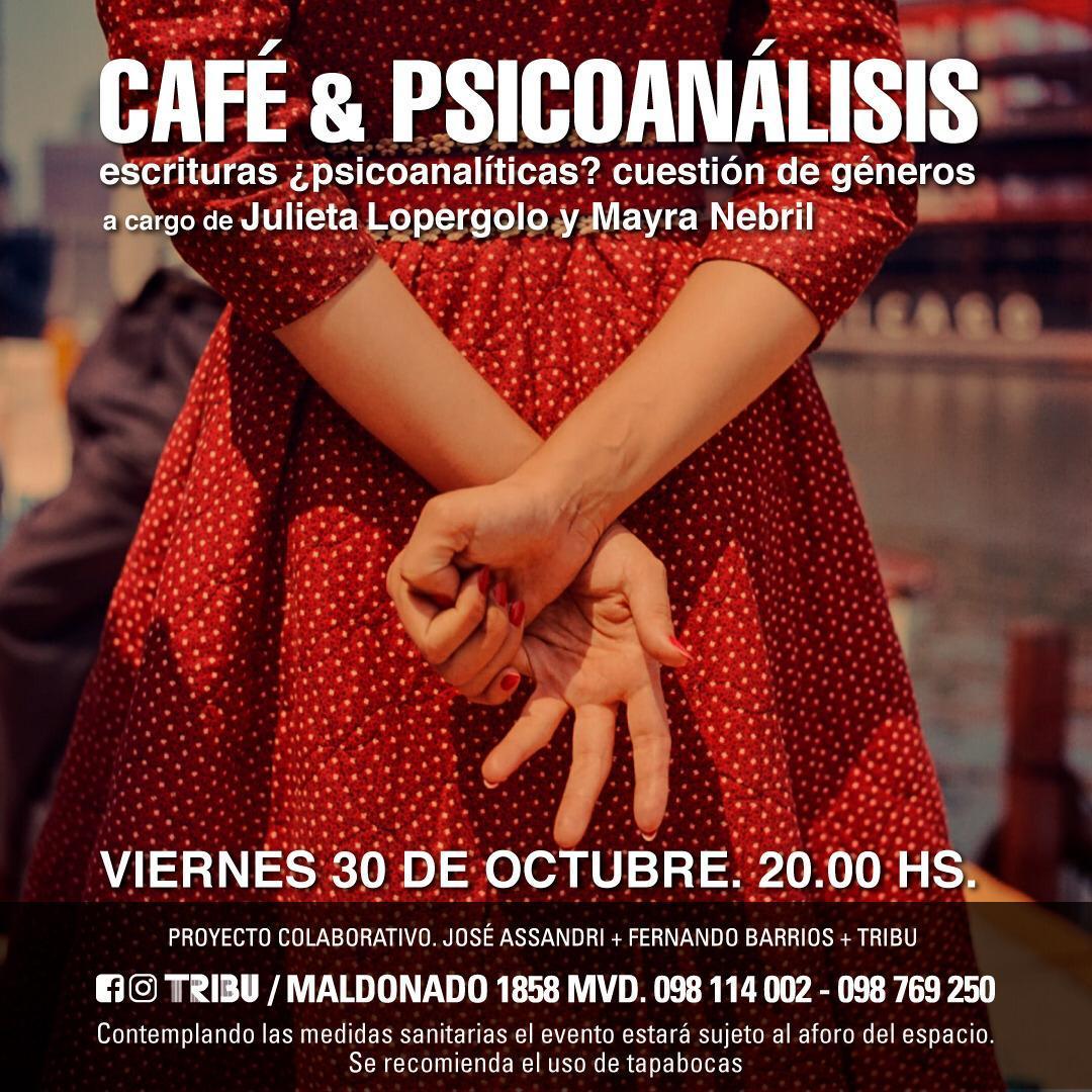 café y psicoanálisis-Julieta y Mayra